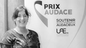 delphine surgot artisan bijoutier, prix audace 2018 Lyon UAE