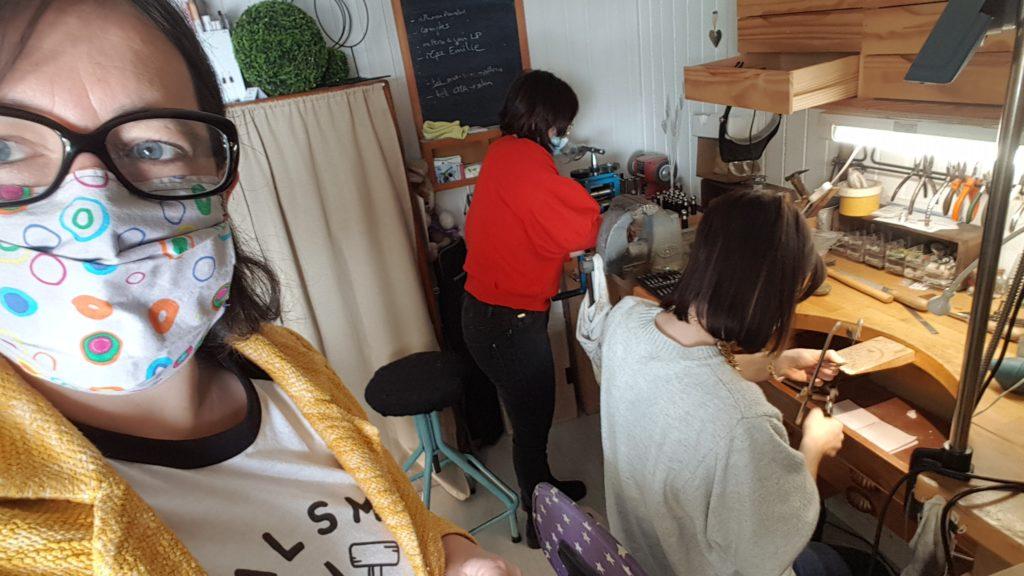 atelier DIY bijouterie
